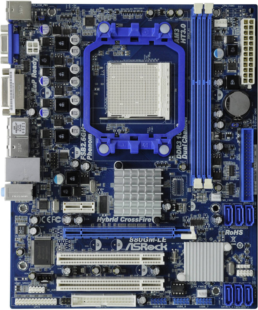 Asrock 880GM-LE AMD All in 1 Treiber Windows 10