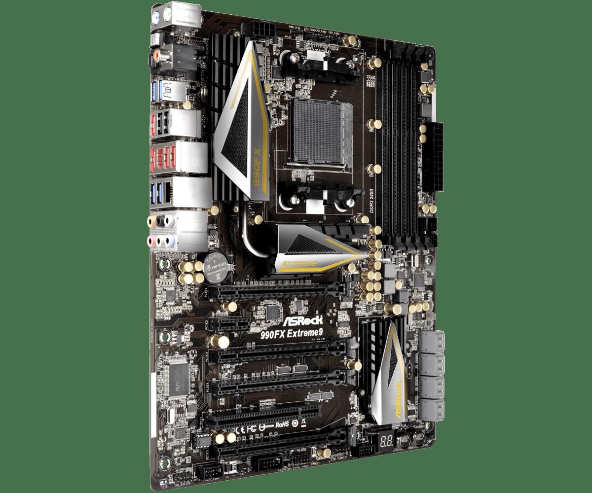 ASRock 990FX Extreme9 Realtek Audio Drivers PC