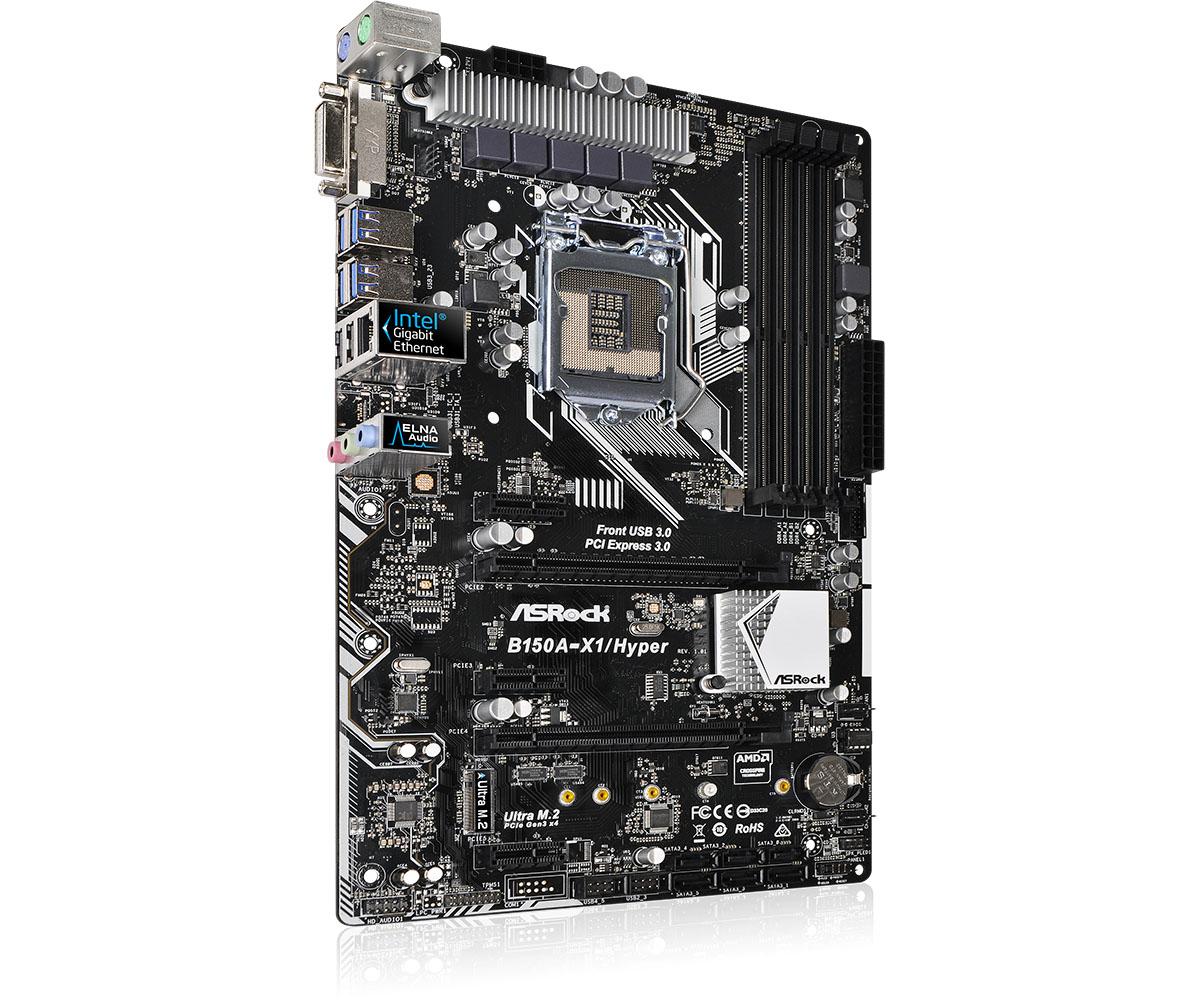 Drivers ASRock B150A-X1/Hyper Intel USB 3.0