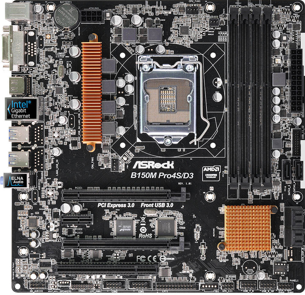 ASROCK B150M PRO4S DRIVERS FOR PC