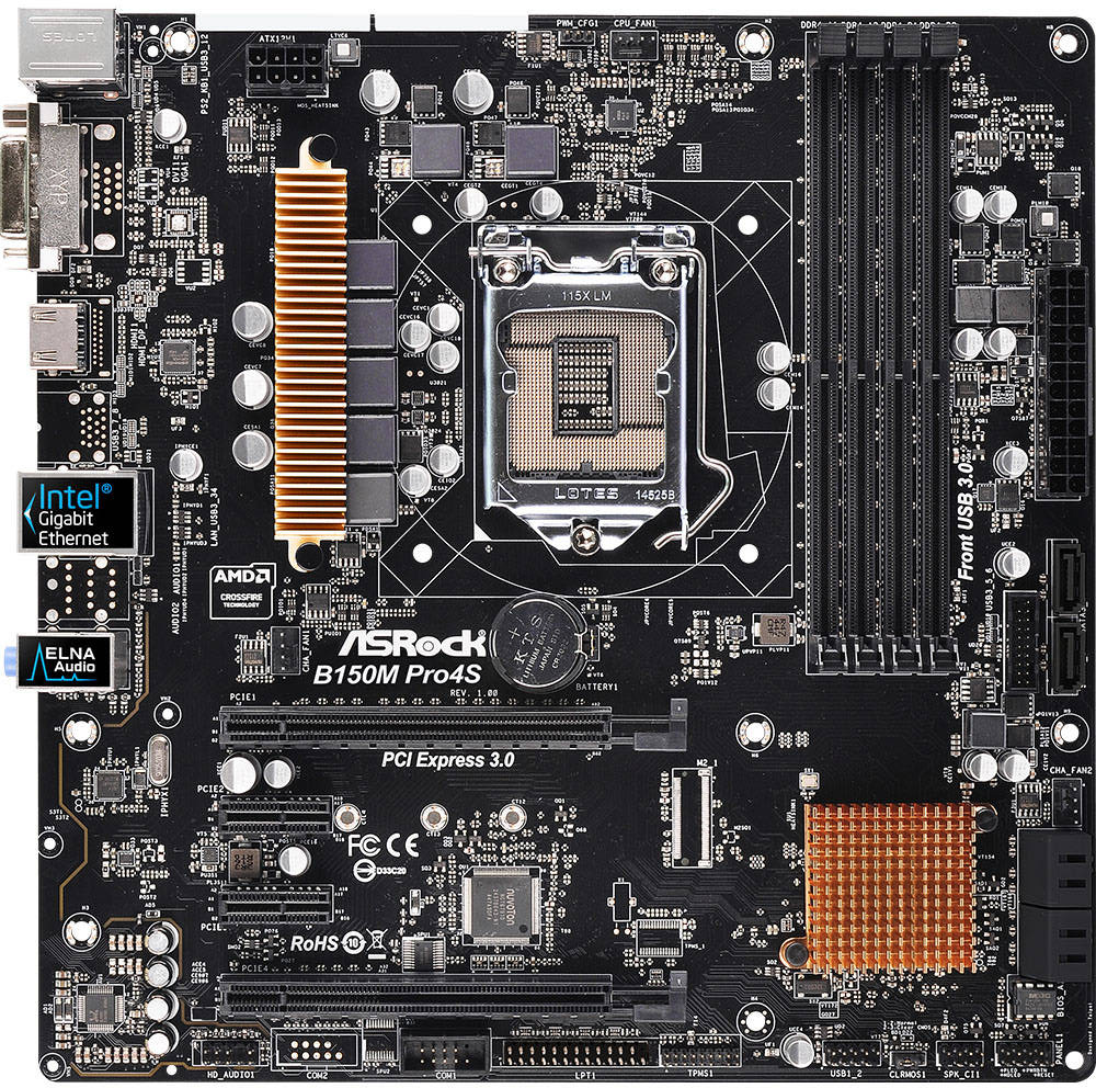 ASROCK B150M PRO4S MOTHERBOARD DRIVER FOR WINDOWS 10