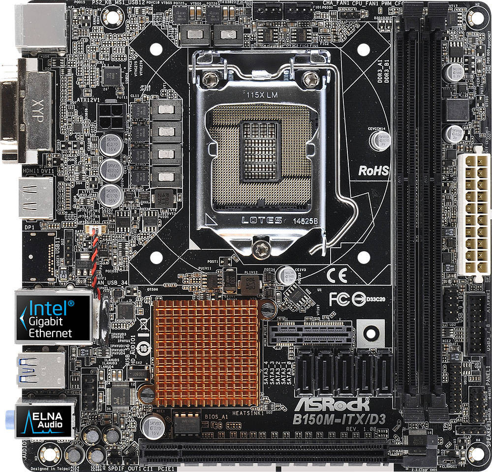 ASROCK B150M-ITXD3 DRIVER FOR WINDOWS DOWNLOAD