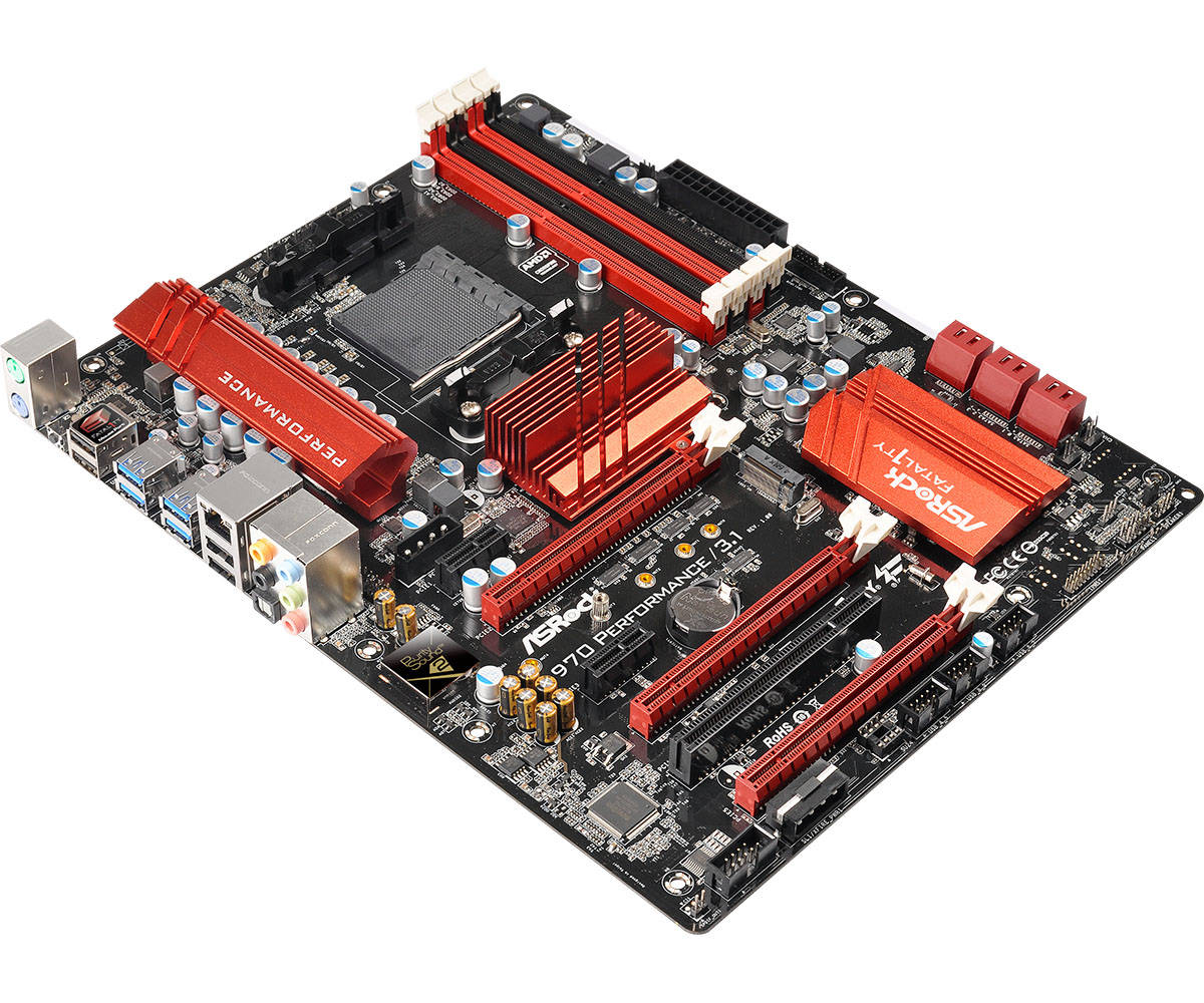 ASRock Fatal1ty 970 Performance/3.1 AMD Chipset Driver PC