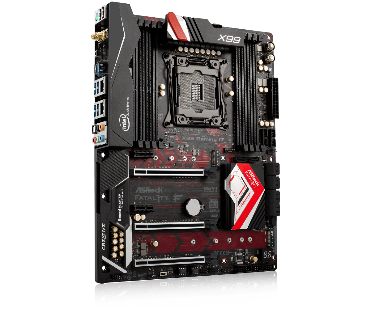 ASROCK FATAL1TY X99 PROFESSIONAL MOTHERBOARD DRIVER FOR MAC