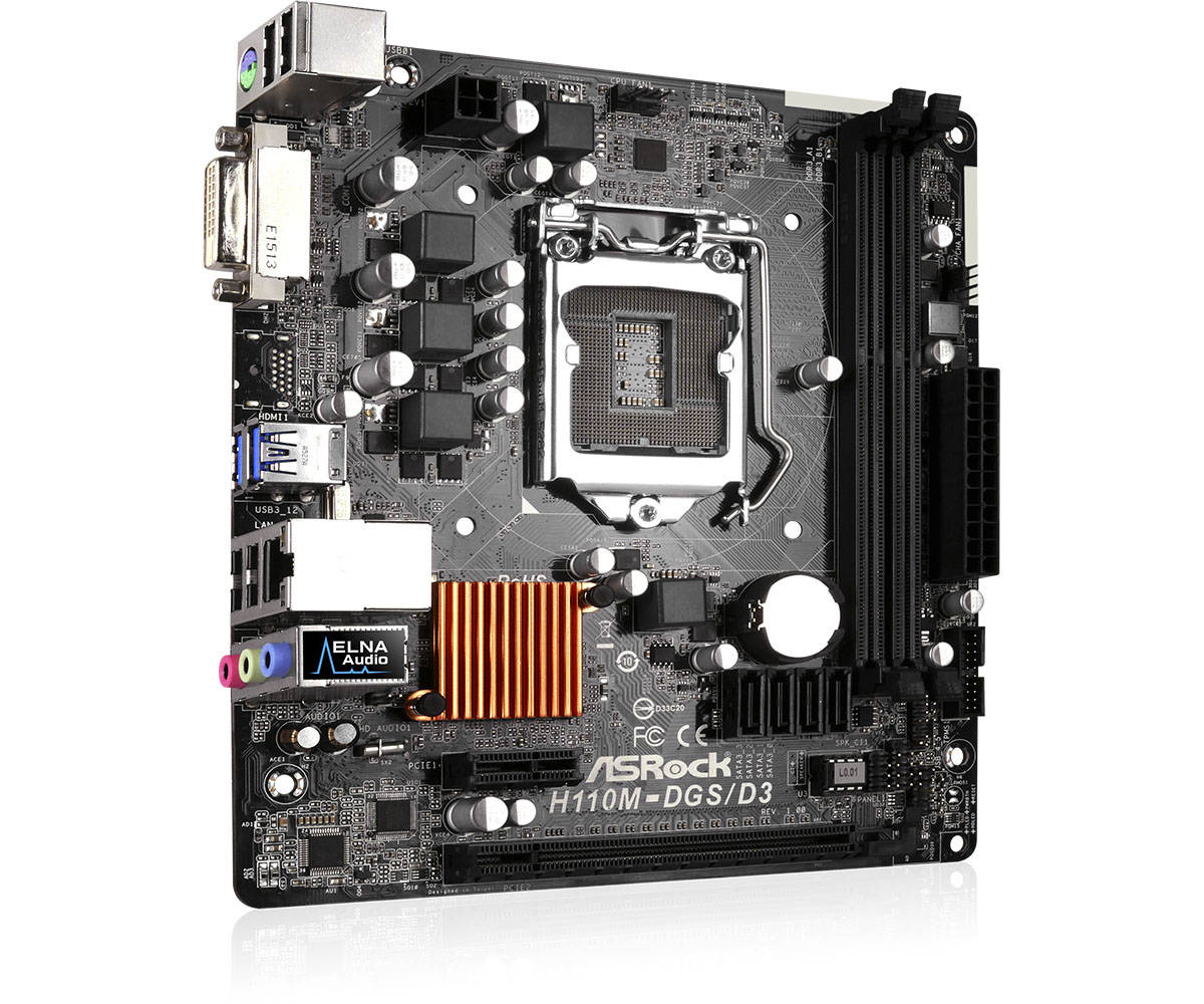 ASRock H110M-DGS/D3 Intel USB 3.0 Drivers Mac