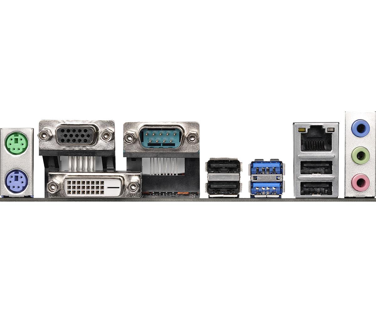 ASRock H110M-DVP Mac