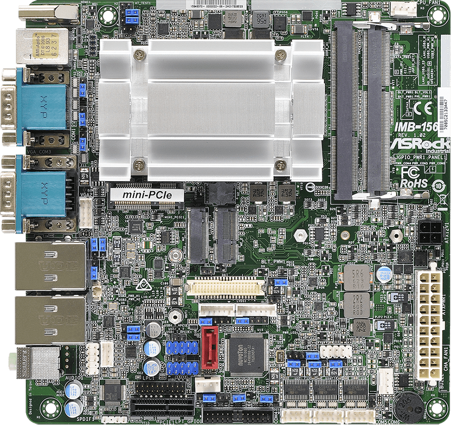 Driver for ASRock IMB-182 Realtek Audio