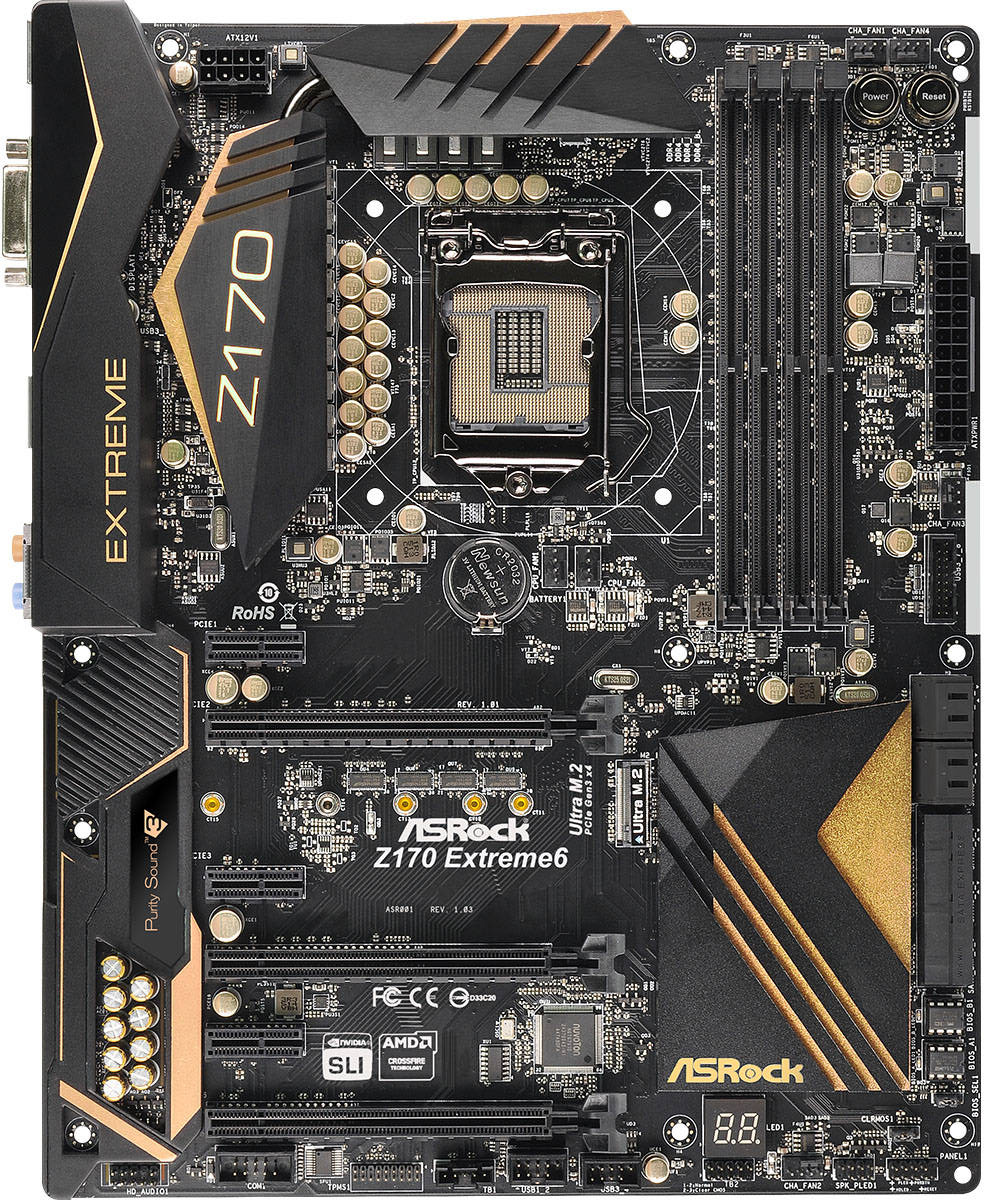 DOWNLOAD DRIVER: ASROCK Z170 EXTREME6