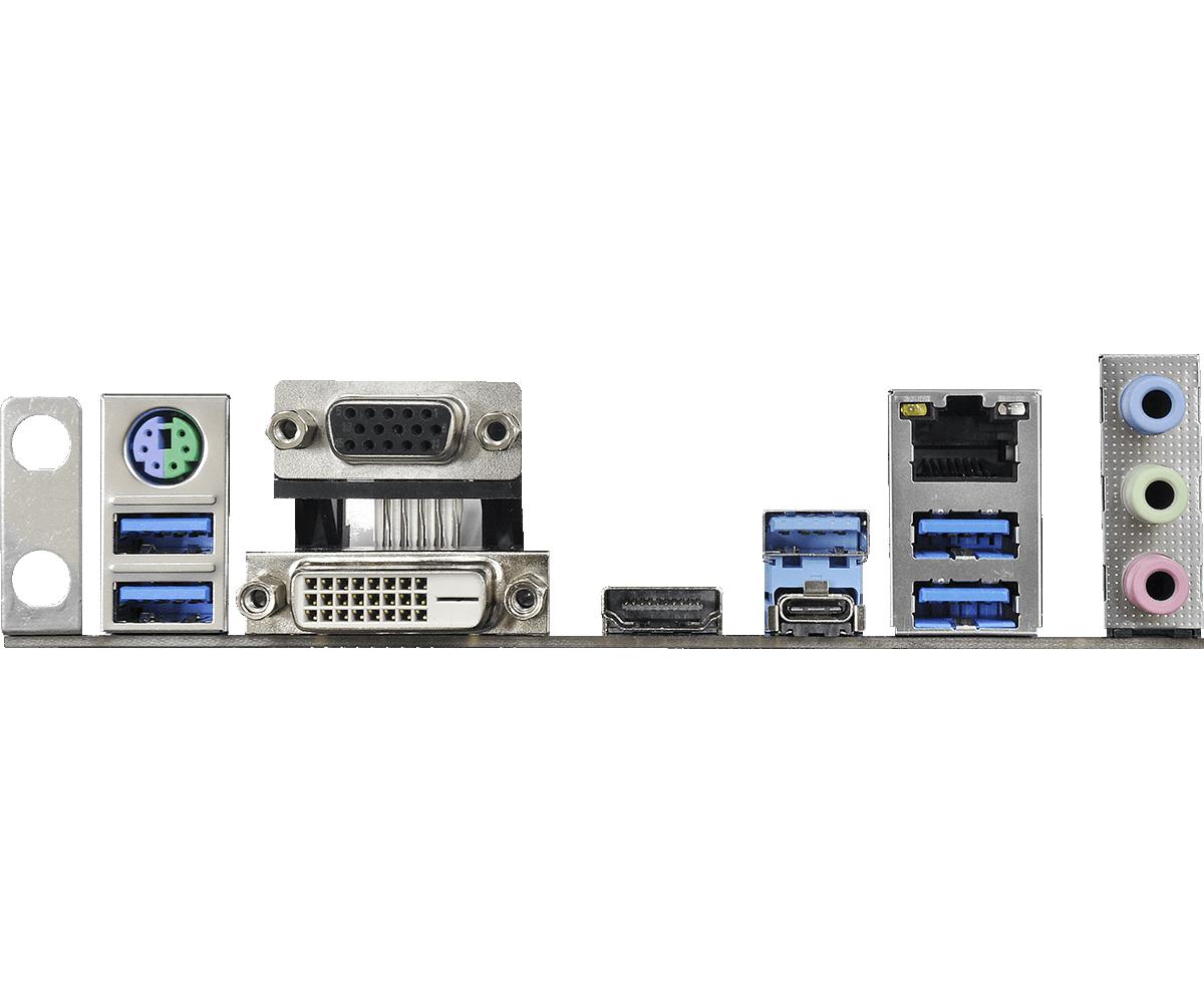 Asrock Z370 Pro4 - Motherboard Specifications On MotherboardDB