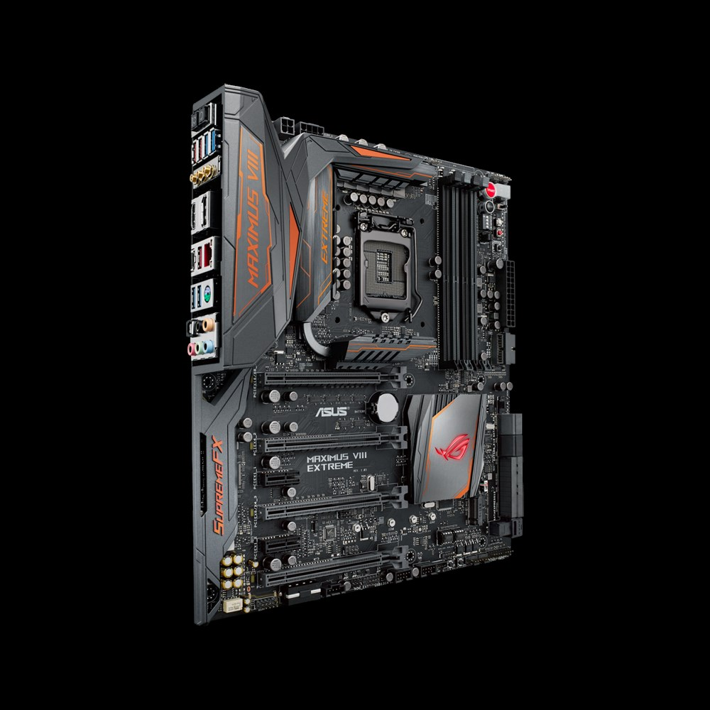 BIOS CHIP for ASUS ROG MAXIMUS VIII EXTREME// ASSEMBLY MAXIMUS VIII EXTREME