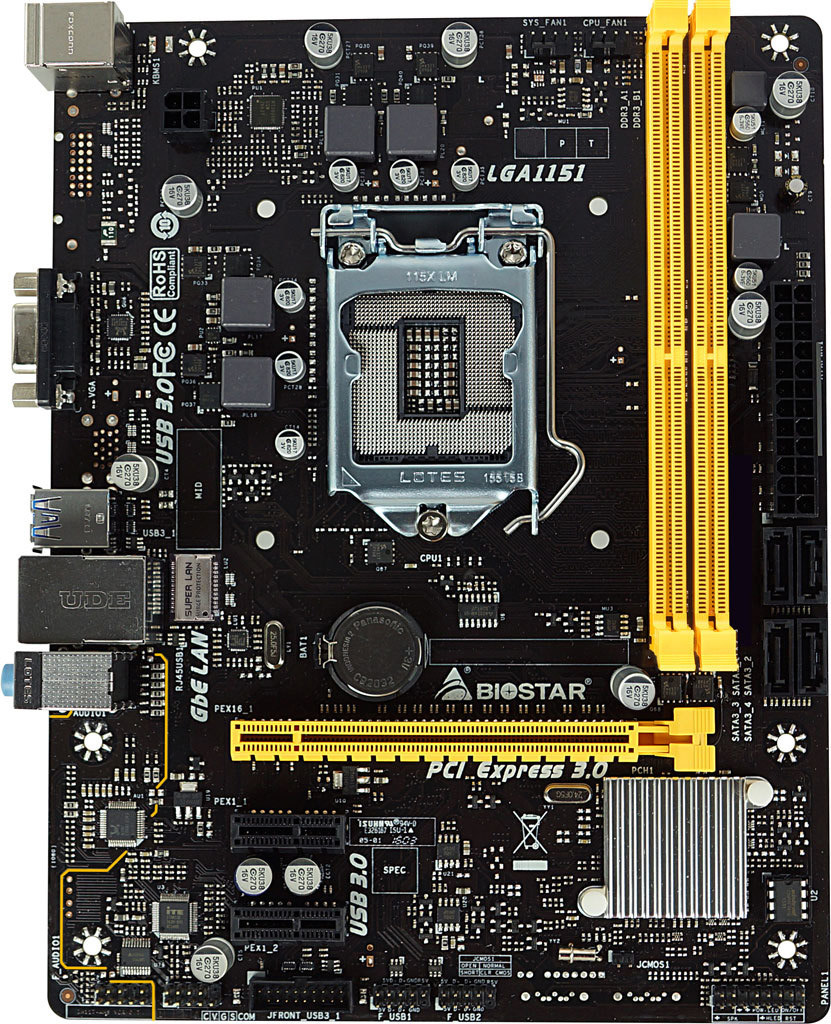 BIOSTAR H110MGC D4 MOTHERBOARD DRIVER WINDOWS 7 (2019)