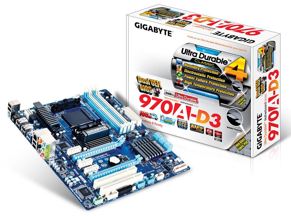 Gigabyte Ga-970a-d3 Rev  3 0