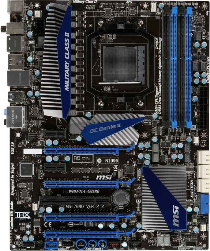 MSI 990FXA-GD80 DRIVERS DOWNLOAD (2019)