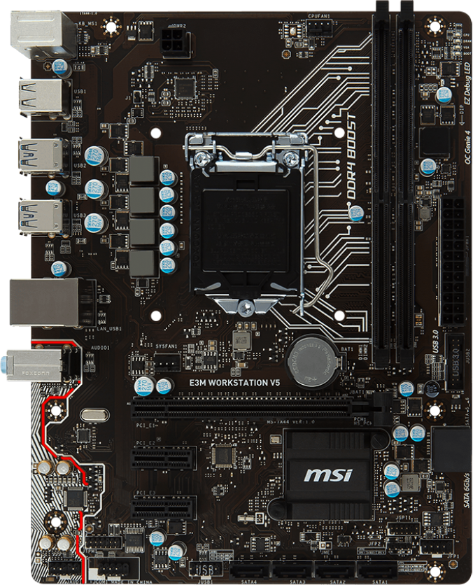 MSI E3M V5 Driver for Windows Mac