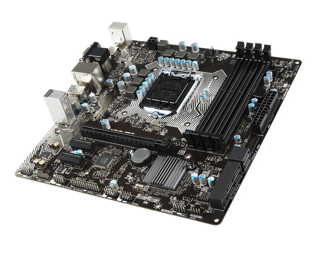 MSI H170M PRO-VDH D3 - Motherboard Specifications On ...