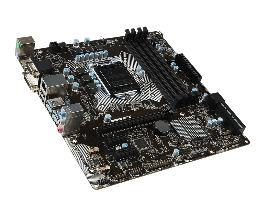 MSI H170M PRO-VDH - Motherboard Specifications On ...